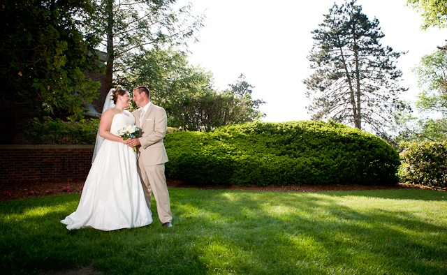 St. Anselm's College wedding